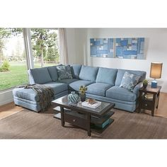 Seascape 2 PIECE CHAISE SECTIONAL