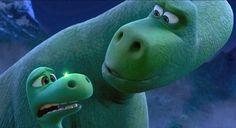 Watch a Heartwarming New Scene From Pixar's 'The Good Dinosaur' Disney Vans, Disney Love, Disney Pixar, Disney Characters, The Good Dinosaur, Le Voyage D'arlo, Bedknobs And Broomsticks, Oliver And Company, Fantasia Disney