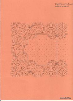 Archivio album Crochet Motif, Crochet Lace, Crochet Patterns, Irish Crochet, Romanian Lace, Bobbin Lace Patterns, Hardanger Embroidery, Lacemaking, Parchment Craft