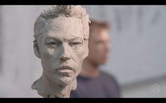 Mark Newman Live Sculpting Demo