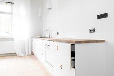 Meble kuchenne - Projekty Mebli - Loft Szczecin