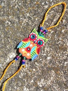 This fun, colorful owl bracelet was created from the best quality cotton fabric that money can buy!    OWLsomeness, the creator, has added a special layer to the back, a vegan felt fabric that adds extra stiffness without loading too much plus weight on it and sacrificing the softness of your jewelry.    The eye-catching sequin decorations and shiny glass beads will guarantee you the attention of pretty much everybody as you move your hands!    Looks gorgeous either worn with your simpliest…