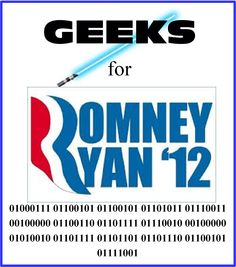Geeks for Romney