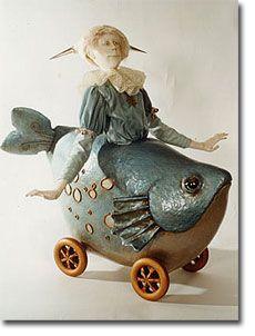 Marlaine Verhelst Doll Artist