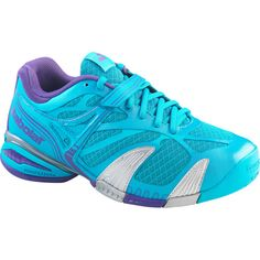 Babolat Tennis Shoes ... nuff said!