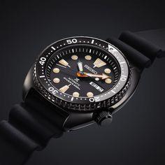 The Seiko Prospex Diver Automatic Turtle SRPC49K1