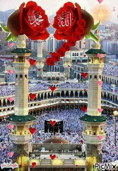 Most popular Picmix [p. 3 on Islamic Wallpaper Hd, Quran Wallpaper, Mecca Wallpaper, Wallpaper Iphone Love, Very Beautiful Flowers, Beautiful Flowers Wallpapers, Rose Flower Wallpaper, Beautiful Landscape Wallpaper, Mekka
