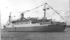 Image result for ss maasdam 1963