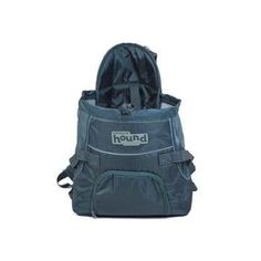 """Outward Hound Dog Front Carrier Small Grey 6.5"""""""" x 10"""""""" x 8"""""""""""