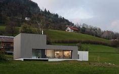 Holzhaus aus Vorarlberg, www.holzbaukunst.at   Vorarlberger Holzbaukunst