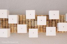 Die Raumfee: Adventskalender für Bacchanten // Advent Calendar for Bacchants