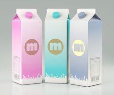 Milk Package Design MAYA Mentalray - MKCGI Milk Packaging, Photo Class, Love Design, Packaging Design Inspiration, Package Design, Maya, Graphic Design, Label, Milk Jugs