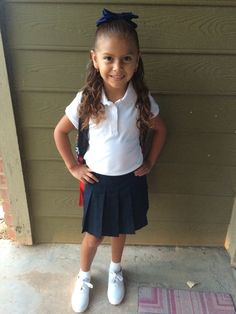 1st day of the 1st grade :)