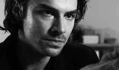 dammit.. aidan turner (THE JAW THING!!)