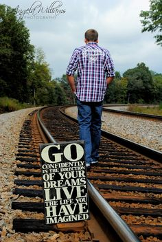 Senior picture idea- favorite scripture or quote?