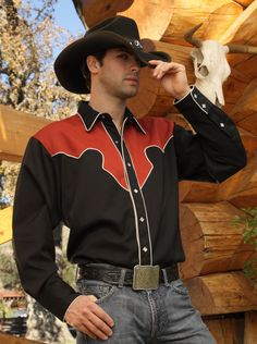 cowboy fashion men - Google Search