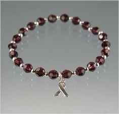 Multiple Myeloma Cancer Awareness Bracelet