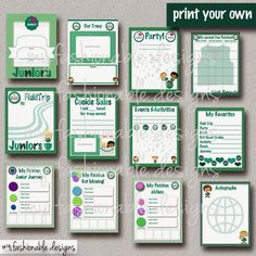 Girl Scouts: Juniors Scrapbook with Coupon Code!!!