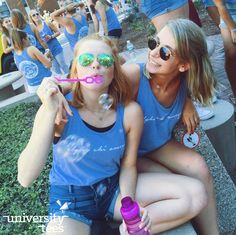 bid day vibes | Alpha Chi Omega | Made by University Tees | universitytees.com