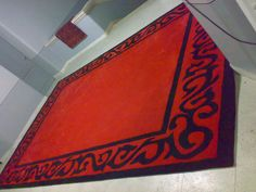 All handmade to the customers required specifications by Rug Designer Bespoke Rugs Service