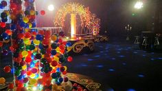 Cirque de Soleil's Saltimbanco roadshow http://fourthwallevents.com.au/cirque2.htm