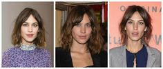 The Best Short Haircuts for Women: The Mussy, Shaggy Long Bob