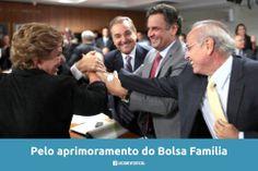 Mais uma conquista! #VamosMudarOBrasil