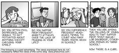 আমাদের গল্প: My Grad School Survival guide Grad School Problems, Phd Humor, Phd Comics, It's All About Perspective, Check Email, Career Education, School Humor, Graduate School, College Life