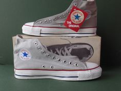 d9164857788045 Details about Vintage Converse All star shoes Rare! Made in USA ! 8 Chuck  Taylor