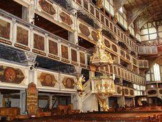 Jawor - Kościół Pokoju w Jaworze - wnętrze f - Jawor (miasto) – Wikipedia, wolna encyklopedia