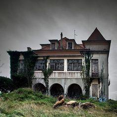 Casas abandonadas que parecem mal assombradas                                                                                                                                                                                 More