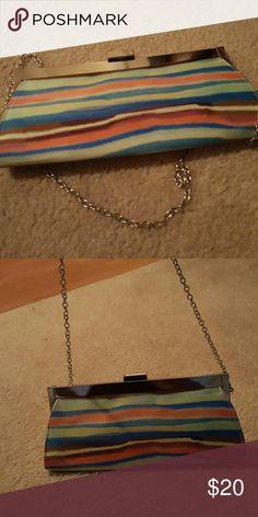 c726a47c522 Aldo clutch handbag Multi color clutch like new Aldo Bags Clutches    Wristlets Aldo