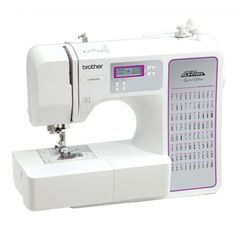 Brother CS8800PRW Project Runway Computerized Sewing Machine