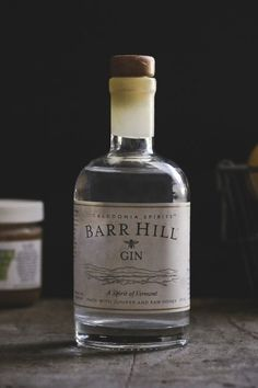 collectorandco: barr hill gin / eclectic daze