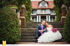 Longview Mansion Wedding I was so excited to photography Chris and Lindsey's beautiful wedding at the fabulous Longview Mansion in October! Classic Cake, Cakes, Mansions, Wedding Dresses, Floral, Photography, Beautiful, Bride Dresses, Bridal Gowns