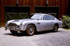 Aston MArtin vintage (FREDAGSINSPIRASJON)