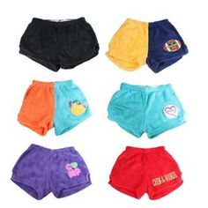 Fuzzy shorts are all the rage as a party favor!  Put your logo on them!