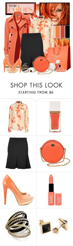 """""""True Colors"""" by brendariley-1 ❤ liked on Polyvore featuring Ganz, Seed Design, Andrea Incontri, Tom Ford, Moschino Cheap & Chic, Dolce&Gabbana, Jessica Simpson, Bar III and Showthetrueyou"""