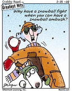 Classic Maxine Cartoons