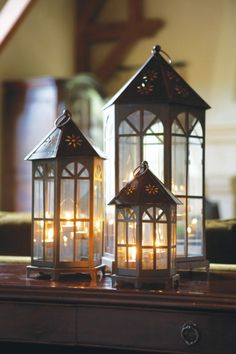 Battery Operated Candles On Pinterest Candle Lanterns