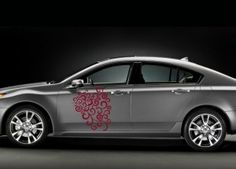 Best Acura TL Images On Pinterest Acura Tl Autos And Acura Tsx - Acura tl decals