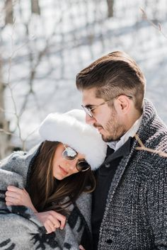 Alpine Snowy Engagement at the Vermion Mountains, no, not Vermont from the Sates, but close enough! What better than to enjoy this snowy hygge love story? Winter Engagement, Engagement Session, Couple Pictures, Vermont, Love Story, Mountains, Couples, Beautiful, Married Couple Photos
