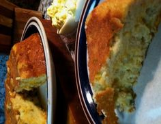 DELICIOSO Mexican Corn Bread wins BLUE RIBBONS and Raves every single time. Make enough for Southwestern Cornbread Salad the next day. More deliciousness at TwirlandTaste. Happy Twirls!