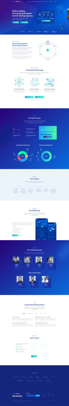 Cryptocurrency Website Design. Block-chain WordPress Theme Template. Crypto Bitcoin Inspiration. News Money Blog. Financial News. Finance. Trading. ICO, Advisor.