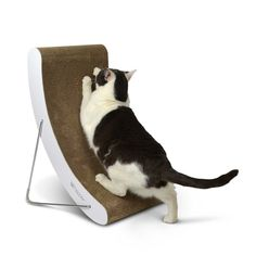 We Designed this MODERN CAT SCRATCHER so that you can adjust the angles for EXTENDED LIFE & so that your CAT DOESN'T GET BORED. Get the BEST PRICE here!