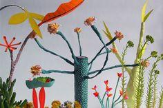 """""""A Controlled Wild"""", 2013. Mixed-media installatio by Adam Frezza and Terri Chiao"""