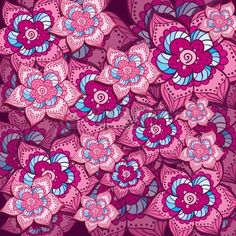 17314097-doodle-colorful-abstract-floral-background.jpg (450×450)