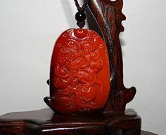 "1.9"" China Nature Red Agate Jade Longevity Double Monkey ... https://www.amazon.com/dp/B073F751GS/ref=cm_sw_r_pi_dp_x_tfTCzbPEH4NCW"