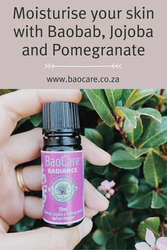 Healing your skin is not just about treating skin problems and conditions. It also includes nourishing and hydrating your skin to bring out its natural glow - which is why BaoCare included Radiance in their natural baobab oil skincare range. Designed to promote a nourished and hydrated soft dewy complexion, this blend of baobab oil, jojoba and pomegranate will leave your skin feeling silky smooth with a naturally radiant every day glow. #baocare #baobaboil #baocareskincare Natural Glow, Natural Skin Care, Natural Beauty, Baobab Oil, Day Glow, Skin Problems, Pomegranate, Your Skin, Moisturizer