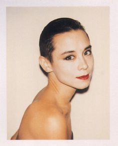 We applaud Tina Chow, the icon who combined fashion with philanthropy, Basquiat with Chinese food, inspired Lagerfeld and modelled for Warhol. Read more HERE. Michael Roberts, Ideal Beauty, Salon Style, American Soldiers, Tomboy Fashion, Chow Chow, Andy Warhol, Androgynous, Face And Body